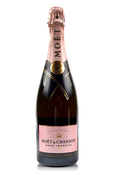 Moet & Chandon Rose Imperial Brut w/Gift Box