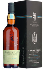 Lagavulin 2000 Distillers Edition (Double Matured) 200th Anniversary Ed. Single Malt Scotch Whisky 1L w/ Gift Box