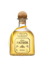patron anejo tequila bottle