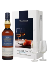 Talisker Distillers Edition 700ml Gift Pack with 2 Glasses