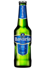 Bavaria Premium Pilsner Beer Bottle