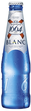 Kronenbourg 1664 Blanc Beer Bottle