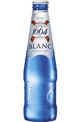 24 x Kronenbourg 1664 Blanc Beer Bottle Case