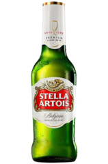 Stella Artois Longneck Beer Bottle