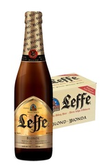 24 x Leffe Blond Beer Bottle Case