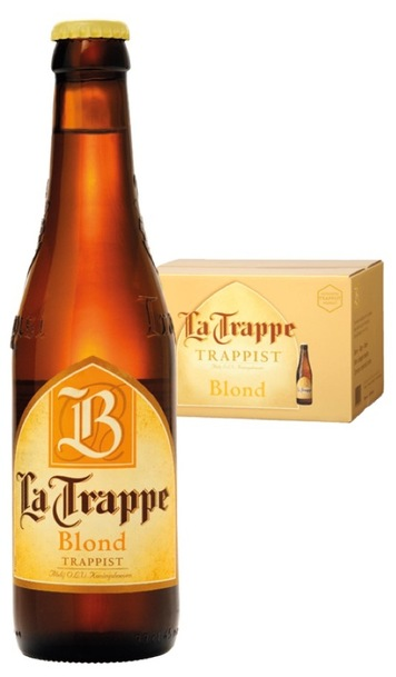 24 x La Trappe Blond Beer Bottle Case