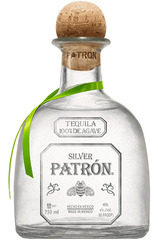 Patron Silver Bottle