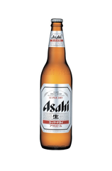 Asahi Super Dry Beer Bottle
