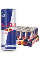 24 x Red Bull Energy (European) Drink Can Case