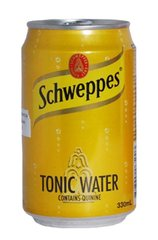 24 x Schweppes Indian Tonic Cans Case