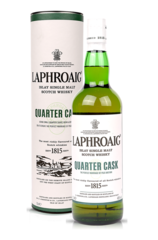 Laphroaig Quarter Cask 700ml w/Gift Box