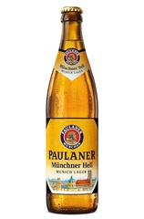 Paulaner Original Munchner Hell Beer Bottle
