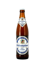 Weihenstephaner Beer Bottle