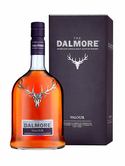 The Dalmore Valour 1L w/Gift Box