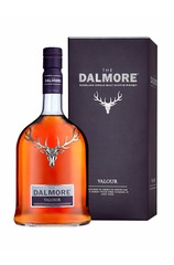 The Dalmore Valour 1L bottle and box