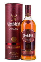 Glenfiddich Reserve Cask 1L Bottle and box