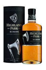 Highland Park Einar bottle and box