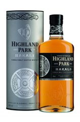 Highland Park Harald Bottle and Box