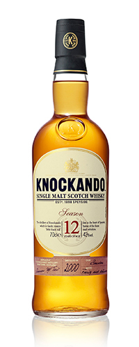 Knockando 12 year 700ml w/Gift Box
