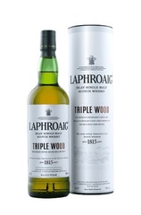 Laphroaig Triple Wood 700ml w/Gift Box