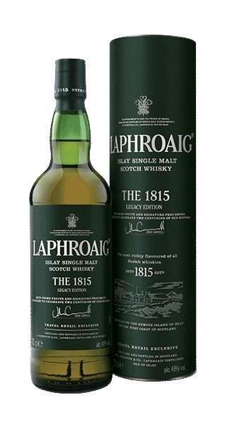 Laphroaig 1815 Legacy Edition 700ml w/Gift Box