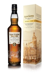 Glen Scotia Double Cask 700ml bottle and box