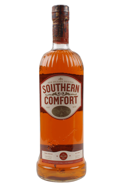 southern comfort whisky bottle