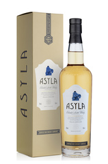 Compass Box Asyla 750ml bottle and box