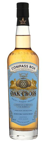 Compass Box Oak Cross 750ml bottle