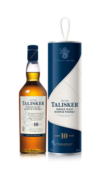 Talisker 10 Year 1L w/Gift Box
