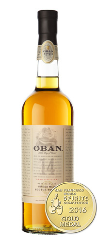 Oban 14 Year 700ml w/Gift Box