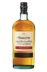 Singleton Of Dufftown Spey Cascade 700ml Bottle