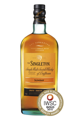 Singleton Of Dufftown Sunray 700ml bottle