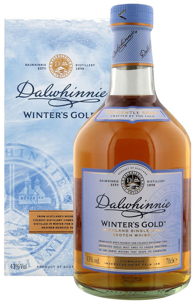 Dalwhinnie Winters Gold 700ml bottle