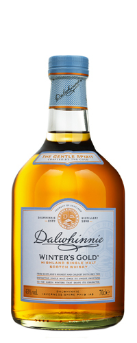 Dalwhinnie Winters Gold 700ml w/Gift Box
