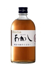 "Akashi White Oak ""Black"" 500ml w/Gift Box"
