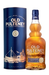 Old Pulteney 17 Year 700ml bottle