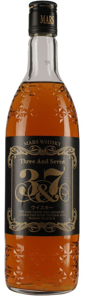 Mars 3&7 720ml bottle