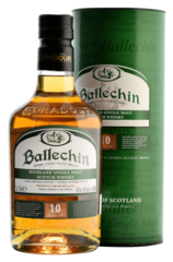 Ballechin 10 Year 700ml w/Gift Box