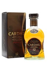 Cardhu 12 Year Single Malt 700ml w/Gift Box