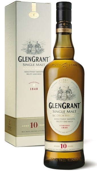 Glen Grant 10 Year 750ml w/Gift Box