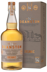 Deanston 14 Year Organic 700ml bottle and box