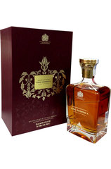 John Walker & Sons King George V Royal Warrant 80th Anniversary 700ml bottle and box