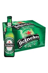 24 x Heineken Beer Bottle Case 330ml