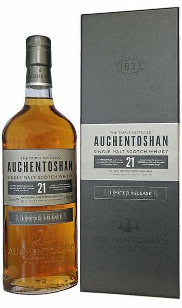 Auchentoshan 21 Year 700ml w/Gift Box