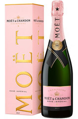 Moet & Chandon Rose Imperial with box