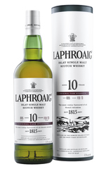Laphroaig 10 Year 1L w/Gift Box