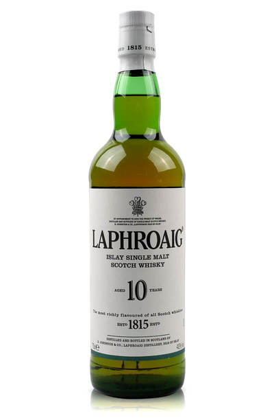 Laphroaig 10 Year 700ml w/Gift Box 700ml