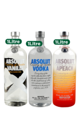 Absolut Vanilia 1L