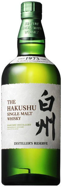 Hakushu Single Malt Distiller's Reserve